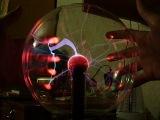 Плазменный шар (шар Теслы) от магазина необычных вещей